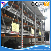 Full Automated Puzzle Car Parking System Smart Parking System Smart Card Parking System Project
