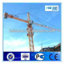 Hot Sale Qtz Tower Crane Specification