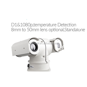 Laser PTZ CCTV Security Range thermal imager Camera For Car, Vehicle, Truck, Ship, Boat, Bus