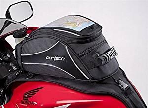 Cortech Super 2.0 12L Sloped Strap Mount Tank Bag 8230-0605-12 by Cortech