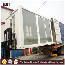 China modular store use prefabricated steel container house price