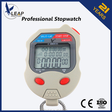 Digital Stopwatch With 10 Laps And Split Memory At 1/100 sec