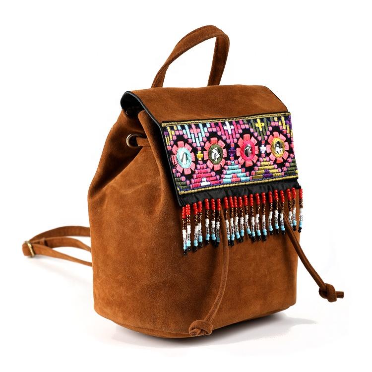 Venta al por mayor mochila morral hippie Compre online los