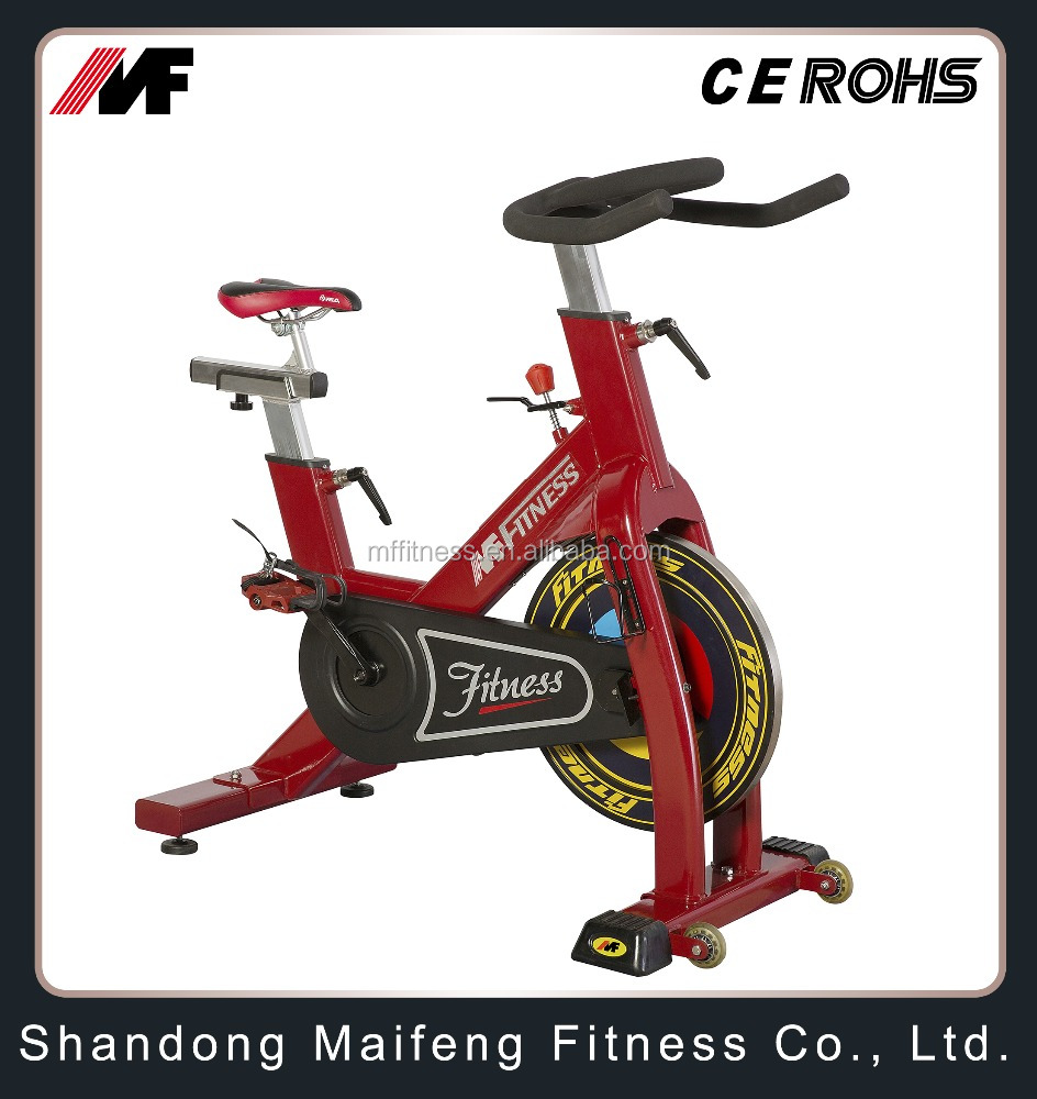 2016 China top ten best selling MF Fitness Spinning bike with 20KG fly wheel