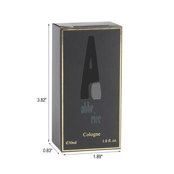 Perfume Packaging Box Design Templates