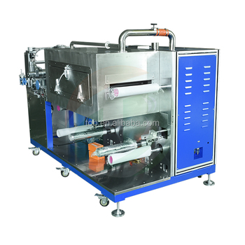 Lithium Ion Lab Battery Interval Coating Machine For Battery Electrode Coating
