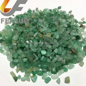 Factory price Tumble stone, Green Aventurine Tumbling stones, Gemstone Tumble stones