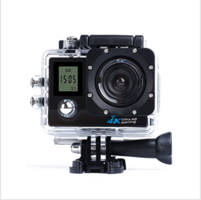 The best choice HDking K1B action camera 4k wifi car camera underwater fishing sports camera portable travel actioncam
