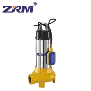 High Pressure Submersible Sewage Pump Price