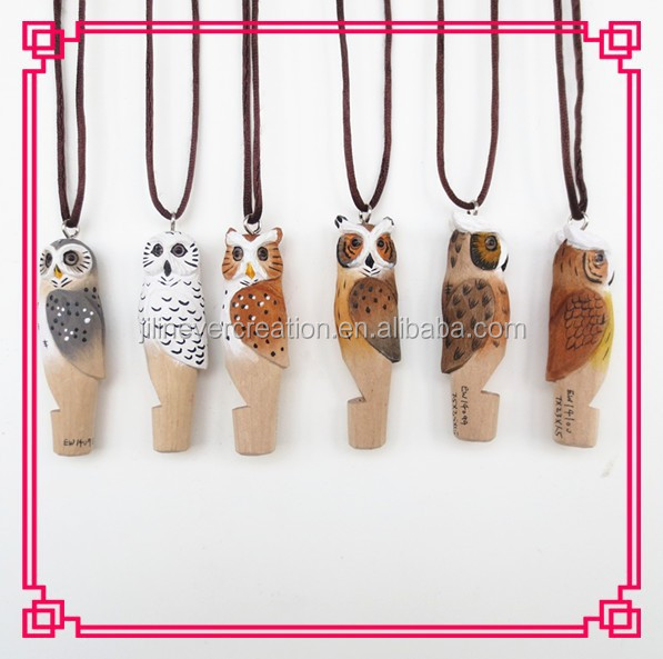 wooden handicrafts in wood crafts wood whistle for gift