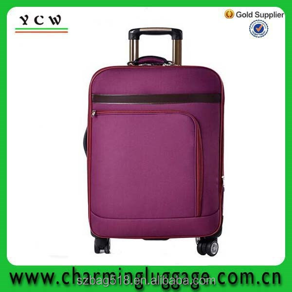 royal polo travel hotel aitort trolley luggage case/trolley luggage bag wholesale
