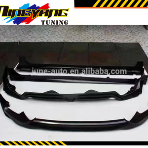 Body Kit For Honda Jazz Body Kit For Honda Jazz Suppliers And