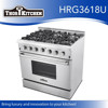 Gold supplier for Heavy duty gas range oven
