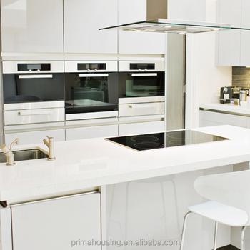 Glasfront Kuchenschrankturen Aluminium Falttur In Niedrigen Preis
