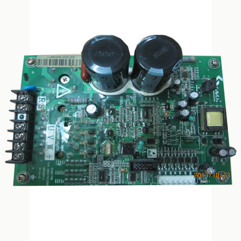 SANCH glove machine 0.4kw 075kw single input 220v integrated inverter PCB board for motor controller