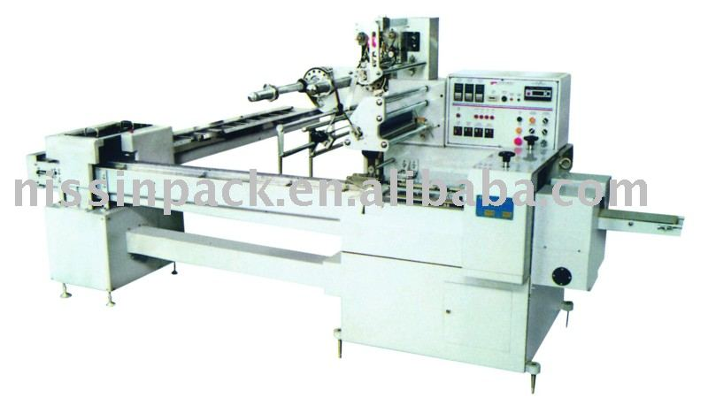 Automatic biscuit on edge packaging machine pice