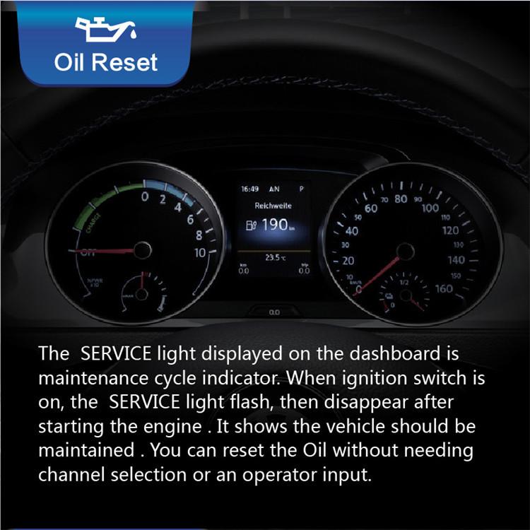Autophix V007 For Audi A3 A4 A6 For Vw Golf Passat B5 Obd2 Scanner Abs  Airbag Srs Car Engine Tester Diagnostic Scanner - Buy Car Engine
