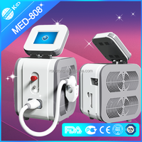 Unique epilator laser hair removal and skin care for beauty center use