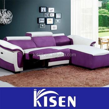 Salon Moderne Cuir Meubles En Osier Canapé D\'angle - Buy Product on ...