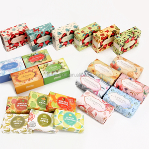 Wholesale Customized Bathing Soap Medicated Natural Acne Bar Soaps for Skin Care