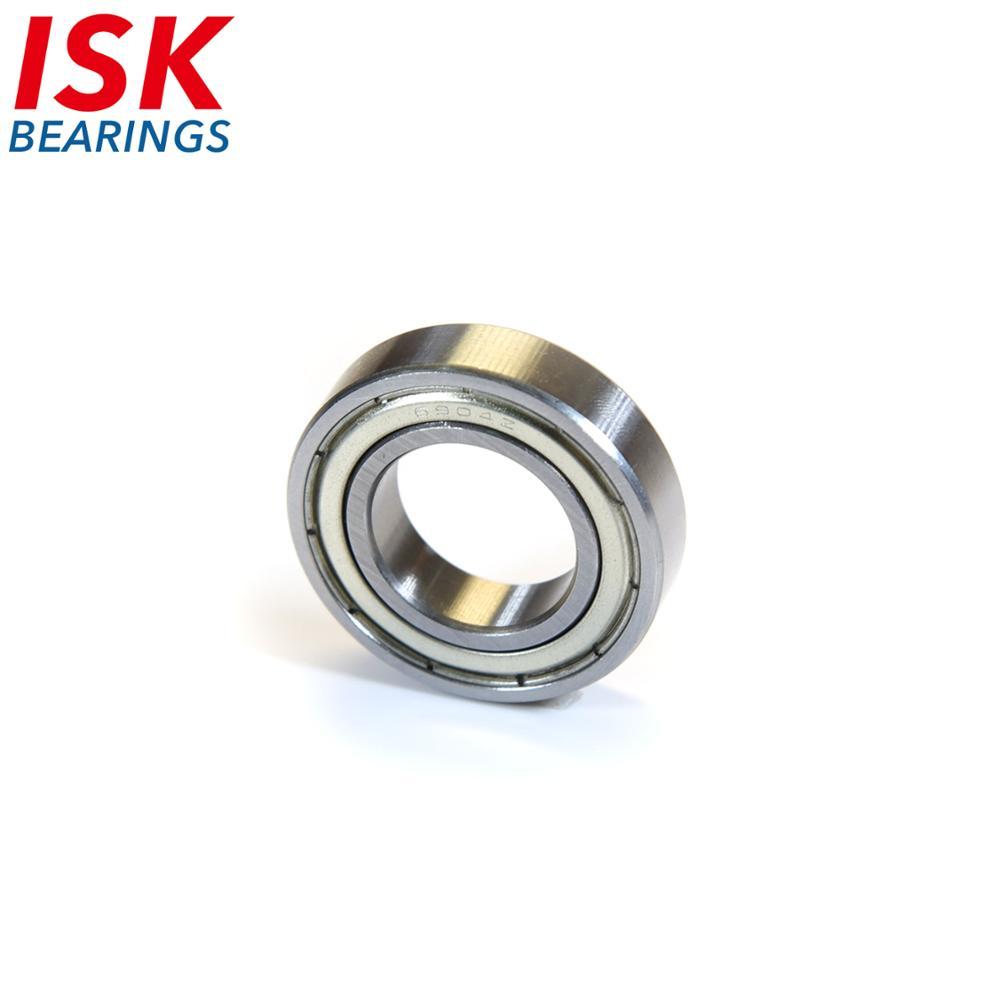 Chrome Flanged Metal Shielded Ball Bearings 20*37*9 F6904zz 20x37x9 mm 10 PC