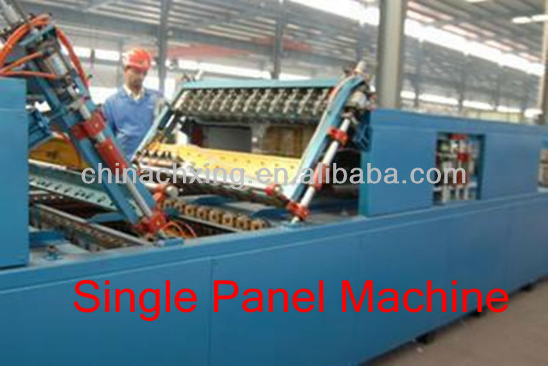 Automic 3D panel /eps Single Panel Making Machine line in factory price low