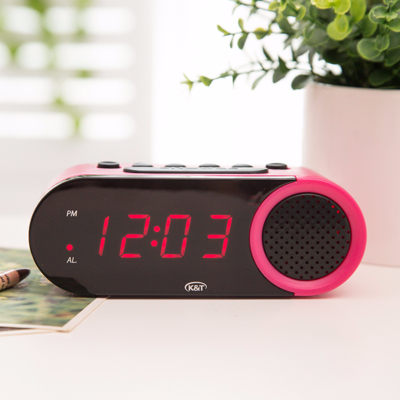 Bella LED Digital Alarm Clock con Hi-Low Suono