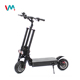 2019 new 11 inch 60V 38.4Ah 2400W big power foldable electric scooter with 2 wheel