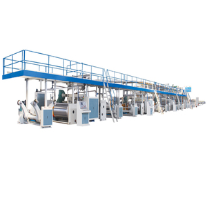 Fruit box for 5-layer High speed automatic corrugated box production line