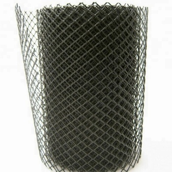 Weather Proof Rigid Mesh Plastic Gutter Drain Gutter Net