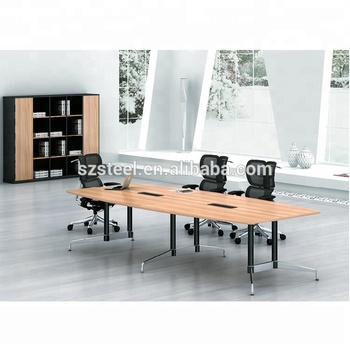 Office Furniture Hot Conference Table Long Round Desk Meeting Product On