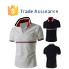New Men Fashion Casual T-Shirt Short Sleeve Stand Collar Polo Shirt Wholesale