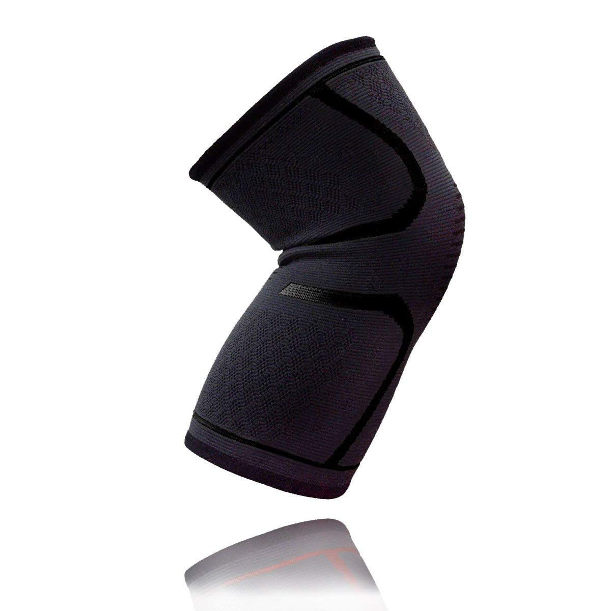 Despot_ak Knee Brace Compression Sleeve (1 Pair) - Best Knee Brace for Meniscus Knee Brace for Meniscus Tear, Arthritis, Quick Recovery etc. Sleeve Support for Running, Jogging, Sports, basketball。