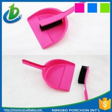 Floor cleaning broom brush