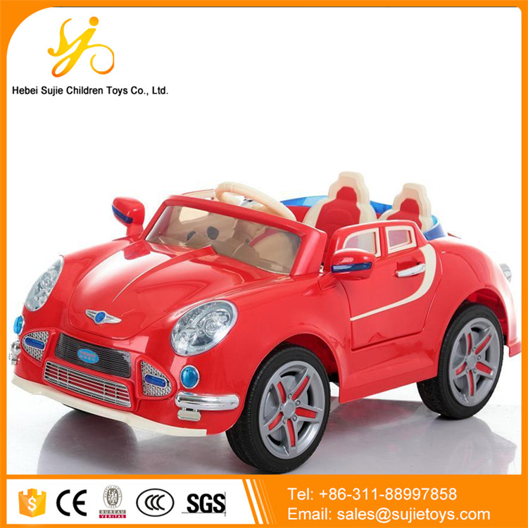 kids battery powered cars for kids four wheel mini electric kids car 2 seater