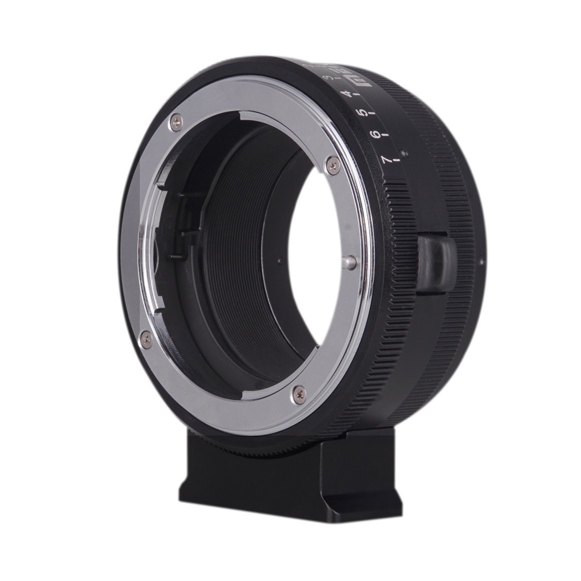 Cheap Nikon Full Frame Find Deals On Line At Meike 85mm F28 Macro Lens For Dslr Get Quotations Mk Nf E Manual Focus Mount Adapter Ring All Metal