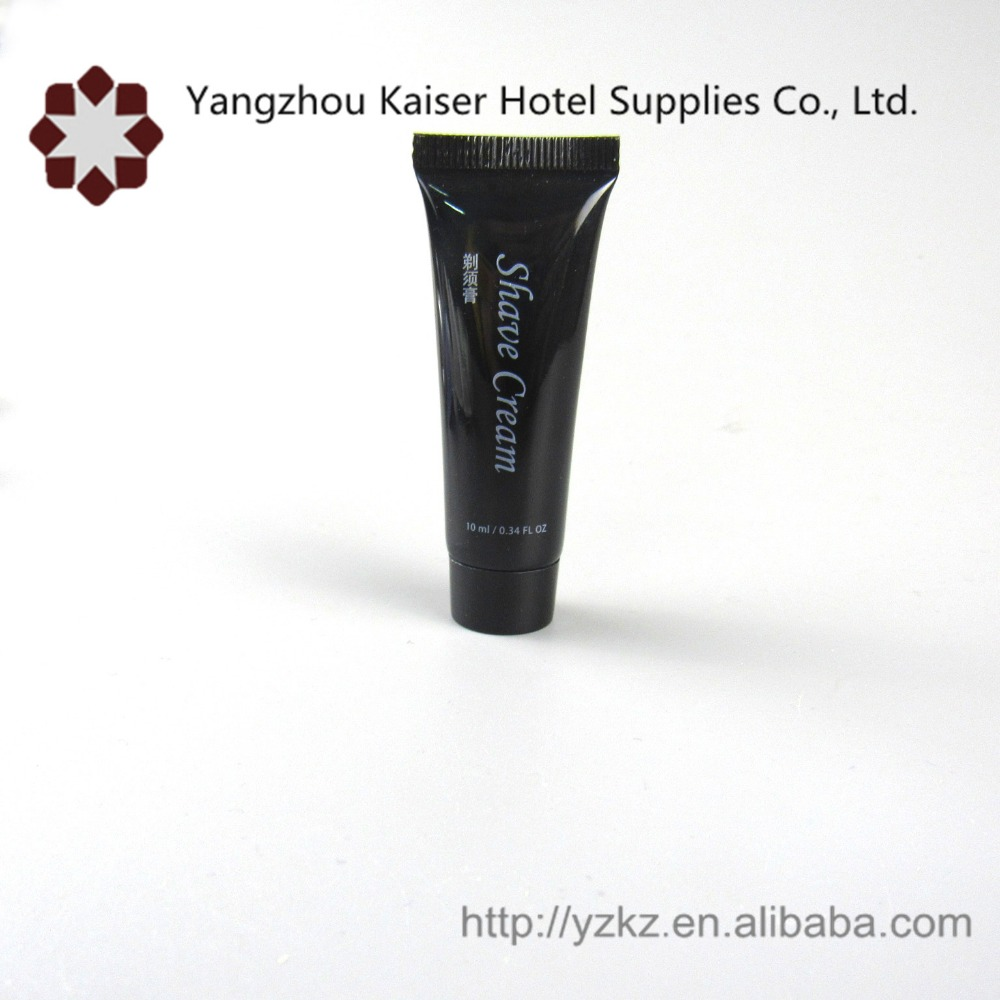 hotel shower gel/bath foam packaging for men plastic cosmetic tube