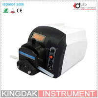 KBT301S / YT25 Variable Big Flow Speed Peristaltic Pump Fluid Water Dosing Pump 0.17 to1600 (ml / min)