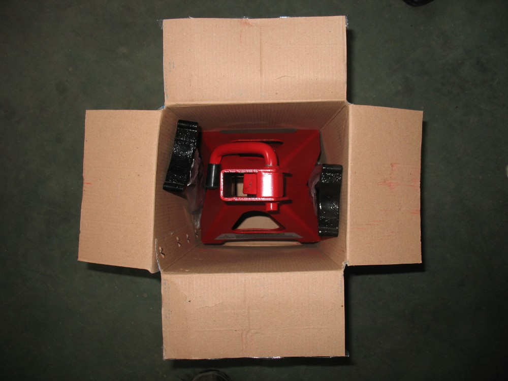 20t Manual And Portable Hydraulic Car Lifting Long Floor