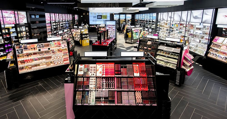 Custom Store Design For Small Cosmetics Shop Buy Store