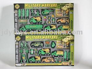 pull back car military toys play set (JDY1102002849)