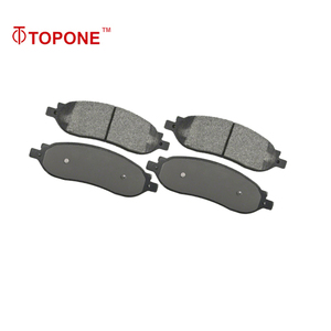 Auto Parts Low Metal Brake Pad 5C3Z-2200-AA SP1353 115300 D1068 Brakes Parts Brake Pads For FORD TRUCK