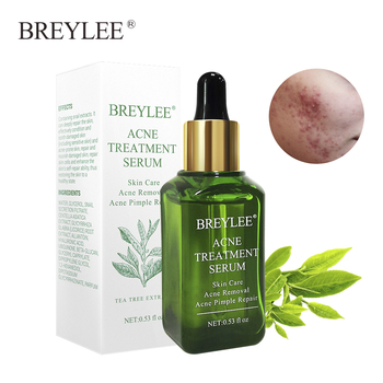 Breylee Acne Treatment Serum Facial Essence Anti Acne Scar Removal