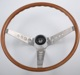 china 3 bolts Classic Wood Steering Wheels