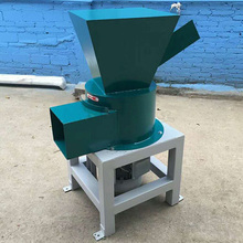 Goedkope prijs spons verpletterende shredder machine/schroot spons shredder/foam board shredder machine