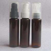 30ml wholesale plastic amber bottle