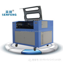 SF960 60W 80W 100W CO2 Plastic Rubber MDF Sheet Laser Cutting Machine