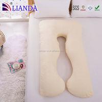 Best selling maternity pillow on Amazon u shape pregnancy pillow