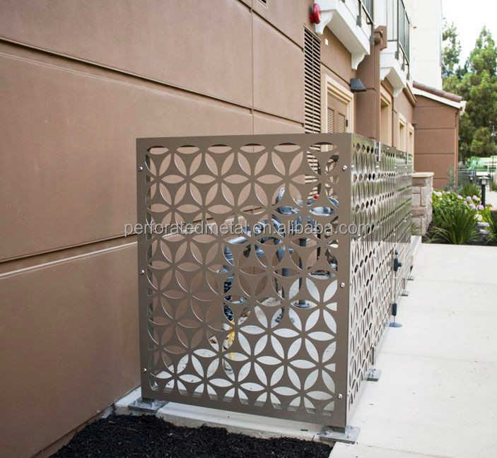 Privacy Laser Cut Metal Garden Screen Buy Privacy Laser Cut