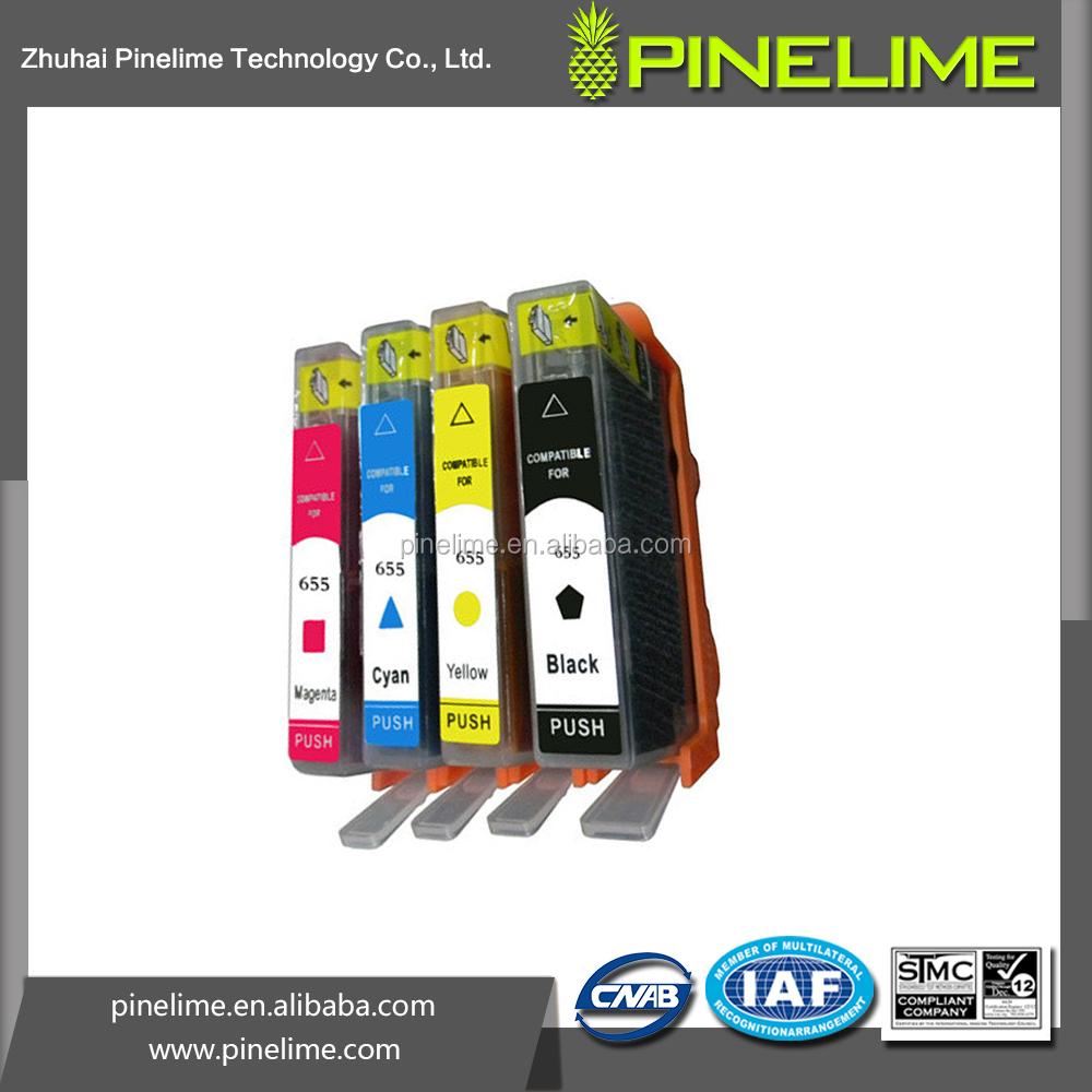 China Hp Deskjet Ink Manufacturers And Tinta Printer Gt 51 Black Original Suppliers On